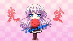 Presenting the teacher: Tama-sensei