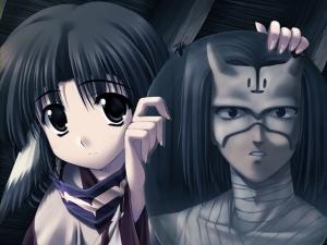 Hakuoro and Eruruu